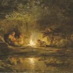 Rembrandt -Fuga